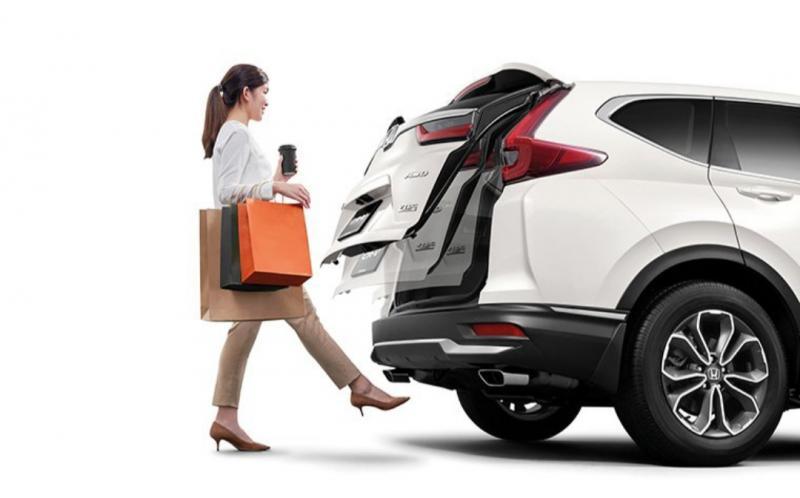Kehadiran Fitur Honda SENSING merupakan pertama kalinya untuk model HondaCR-V di Malaysia.