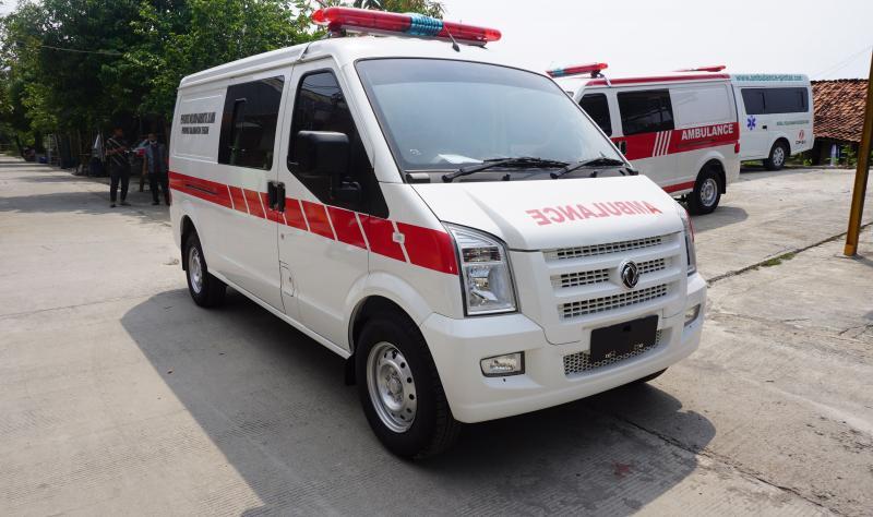 DFSK Gelora Ambulans jawab kebutuhan tim medis pada masa pandemi