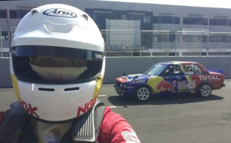 Denny Pribadi, apresiasi sirkuit Sentul dan sudah tidak sabar untuk gaspol di seri 2 balap mobil ISSOM 2020