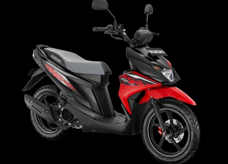 Suzuki NEX CROSSOVER memberikan sensasi kebebasan berkendara serta menimbulkan hasrat berpetualang bagi pribadi yang aktif.