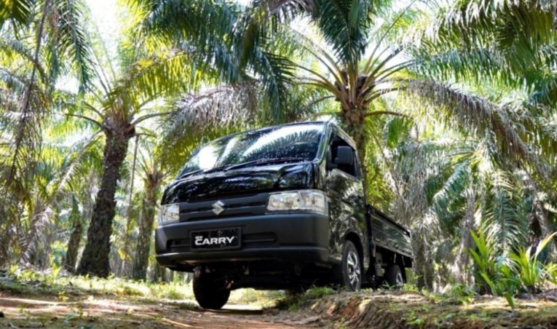 New Carry Pick Up memberi kontribusi terbesar penjualan Suzuki hingga Oktober 2020
