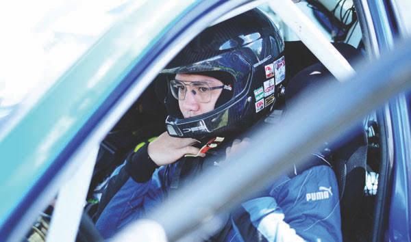 Ryan Nirwan pereli BRM Motorsport, senang dengan banyak sirkuit sprint rally baru