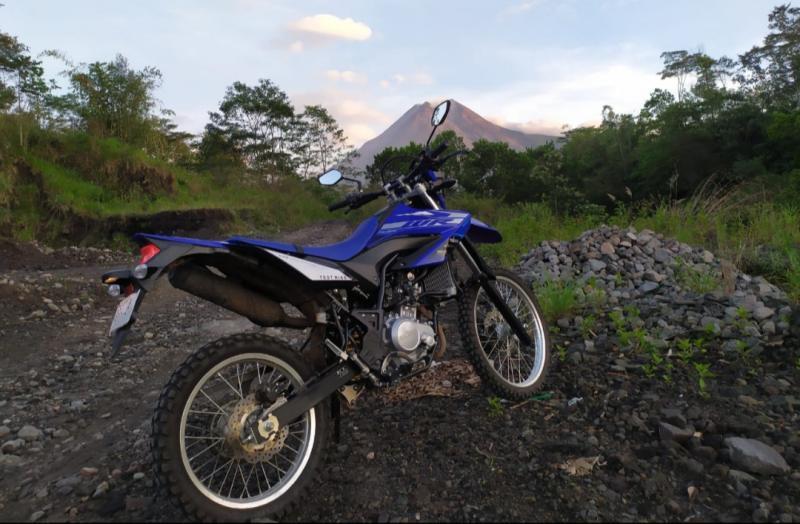 Dengan segala kelebihannya, Yamaha WR 155R sangat bisa diandalkan di area pegunungan