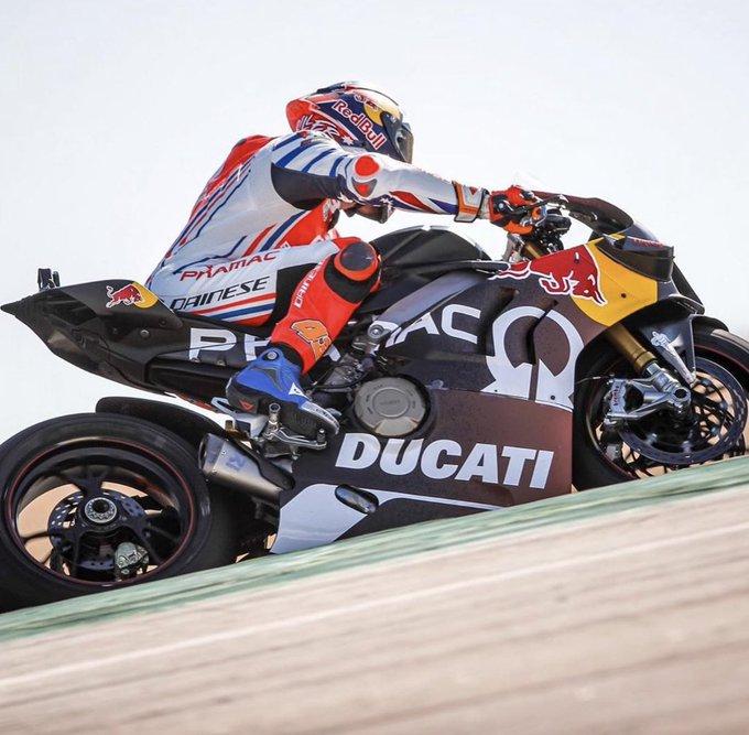 Jack Miller (Pramac Ducati), penentu di kejuaraan dunia konstruktor 2020. (Foto: ist)