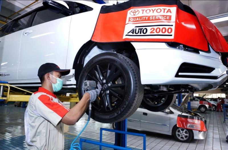 Auto2000 menyiapkan program promoNovember Rainyang hanya berlaku di wilayah Jabodetabek.