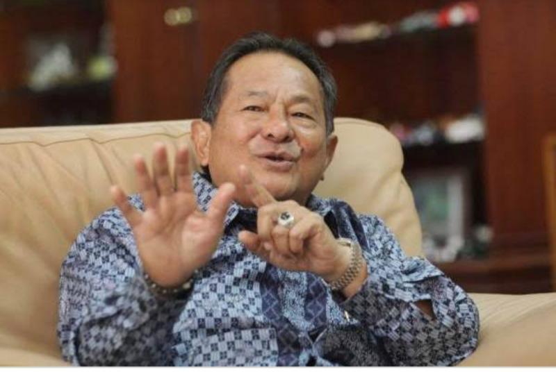 Soebronto Laras harapkan generasi muda dari manajemen Suzuki kembali bangkitkan balap di Indonesia. (foto : ist)