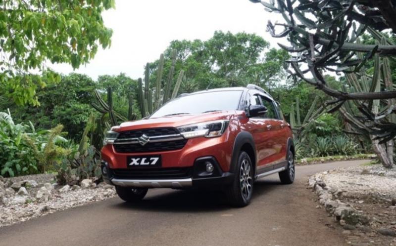 Segmen Sport Utility Vehicle unggulan Suzuki yaitu XL7 berkontribusi sebesar 11%