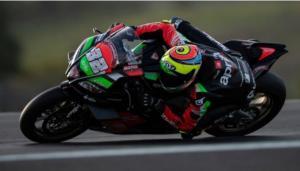 Lorenzo Savadori (Italia/Aprilia), pembalap terakhir yang confirm ke MotoGP 2021. (Foto: aprilia)
