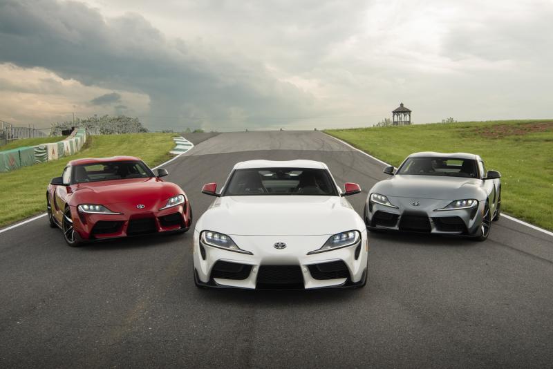 Toyota Supra harus direcall karena masalah tangki bahan bakar. (foto : ist)