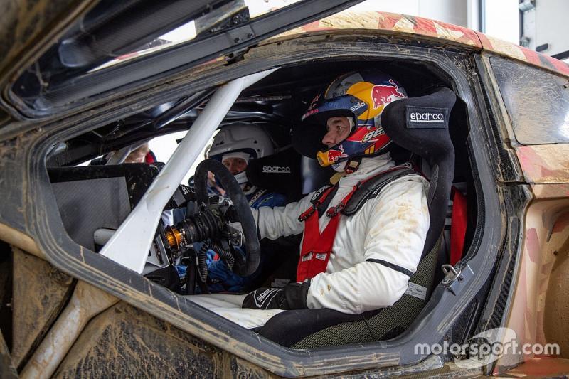 Sebastian Loeb (Prancis), persiapan awal ke Rally Dakar 2021. (Foto: motorsport)