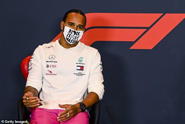 Lewis Hamilton (Inggris/Mercedes), masih menyandang pembalap termahal di F1. (Foto: dailymail)
