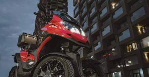 Skutik roda empat Qooder mulai ekspansi jaringan penjualan di Indonesia