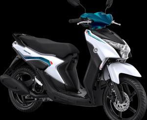 Yamaha GEAR 125 hadir untuk melengkapi varian produk Yamaha Blue Core 125cc.