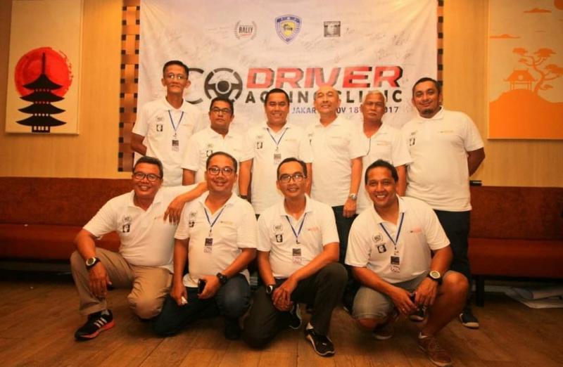 Para navigator senior ini terlibat dalam pembentukan Kenekers dan sebagai founder. (foto : ist)