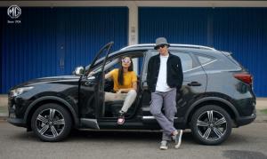 MG ZS menawarkan berkendara yang dinamis serasi untuk dikendarai mereka yang berjiwa dan bergaya muda