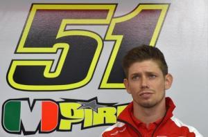 Juara dunia MotoGP Casey Stoner, hanya 2 kali naik motor dalam dua tahun. (Fotp: ist)