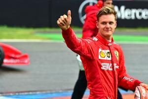 Mick Schumacher (Jerman) siap promosi dari F2 ke F1. (Foto: ist)