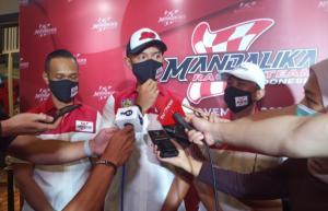 Dimas Ekky Pratama, siap comeback ke Moto2 musim depan bersama Pertamina Mandalika SAG Team. (foto : bs)