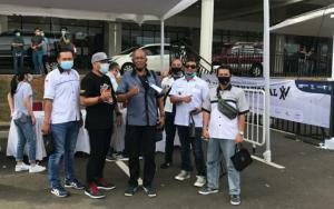 Mercedes-Benz Club Padang selalu hadir Jambore Nasional.