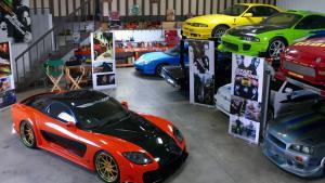 Koleksi mobil Fast and Furious yang dimiliki Jorge, masih terus membangun mobil guna menyempurnakan koleksinya