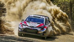 Sebastien Ogier (Prancis), kesempatan perdana bersama Toyota Yaris. (Foto: topgear)