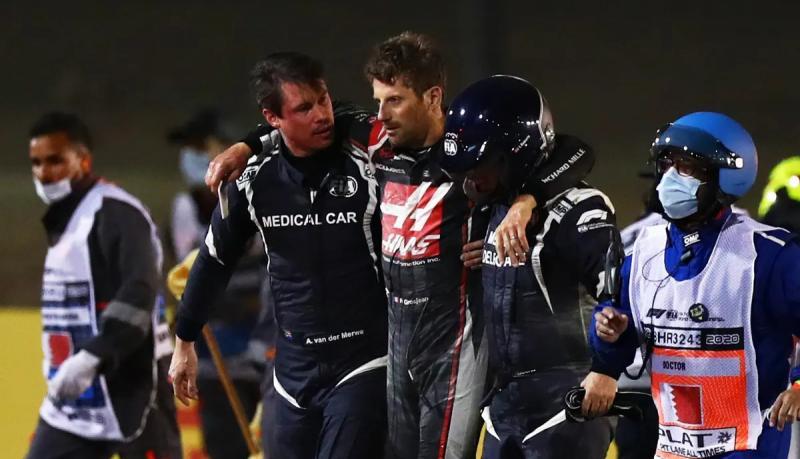 Romain Grosjean ingin balapan lagi pada seri pamungkas di Abu Dhabi, UEA, 13 Desember mendatang