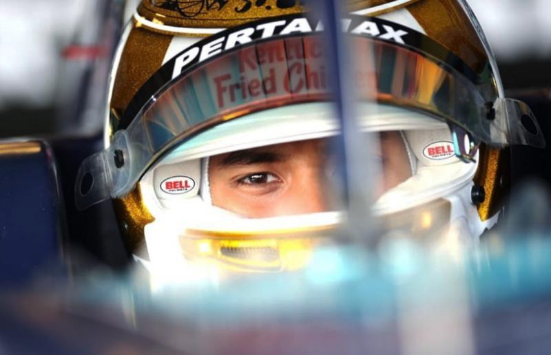Sean Gelael, laga di Bahrain akhir pekan ini merupakan seri pamungkas ajang F2 setelah 5 tahun lebih berkiprah