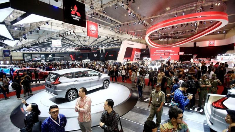 Pameran Gaikindo Jakarta Auto Week resmi diundur hingga Maret 2021