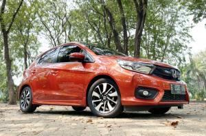 Honda Brio, city car pilihan anak muda Indonesia