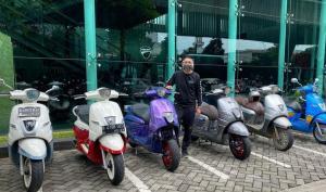 Hendra Noor Saleh, IIMS Motobike Hybrid Show digelar secara offline dan online