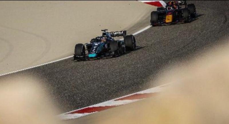 Sean Gelael, merasakan ketatnya persaingan di QTT F2 Sakhir Bahrain