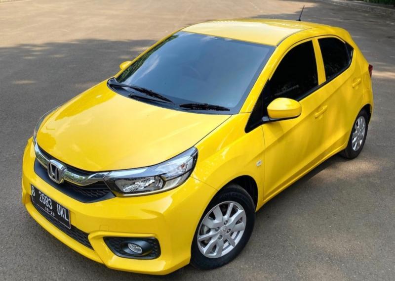 Penjualan Honda Brio memberikan kontribusi sebesar 57% dari total penjualan Honda pada bulan November 2020.