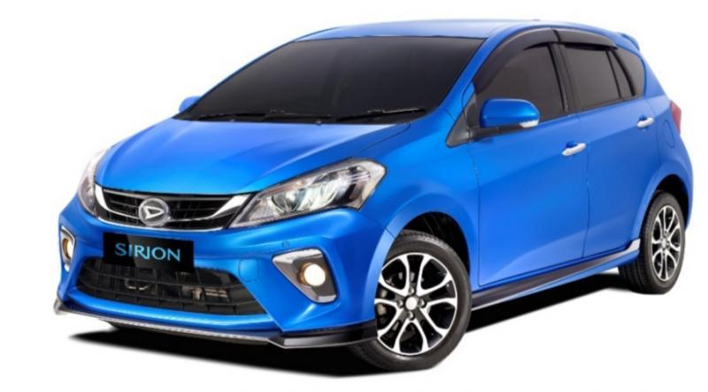Daihatsu Sirion raih penghargaan city car terbaik pilihan anak muda di Indonesia ajang Marketeers Youth Choice Brands of The Year 2020