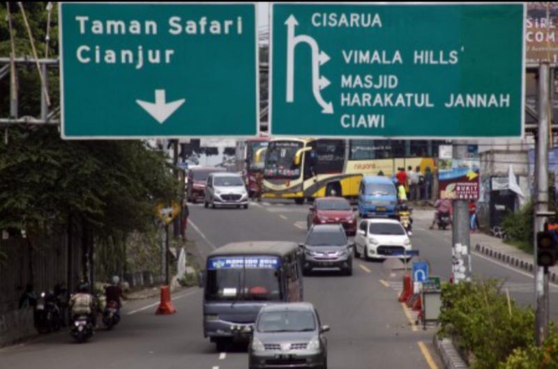 Libur Natal dan Tahun Baru jalur Puncak, Bogor akan ditutup