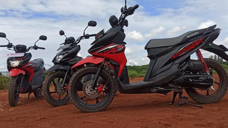 Suzuki Nex II Crossover hadir untuk memenuhi pilihan konsumen Indonesia