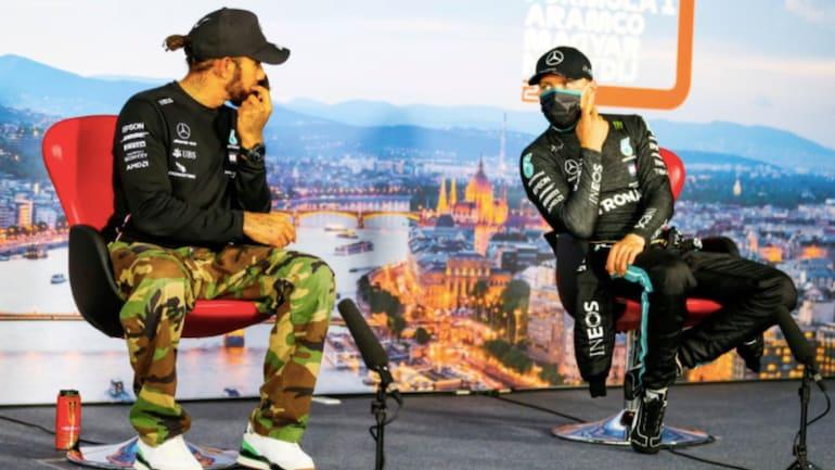 Duet Mercedes Lewis Hamilton -Valtteri Bottas dalam penantian duwt baru di Red Bull. (Foto: ist)