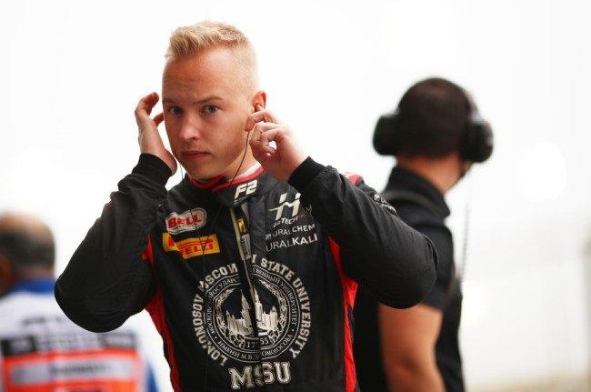 Nikita Mazepin, bisa gagal jadi driver F1 gara-gara prilaku tak senonoh. (Foto: news24)