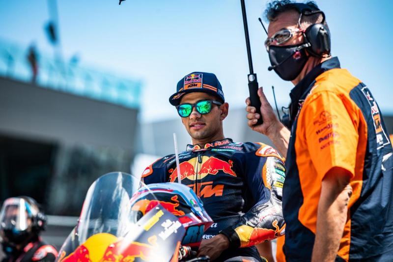 Jorge Martin (Spanyol), diprediksi dan berpeluang menjadi ruki terbaik di ajang MotoGP 2021. (Foto: motogp)