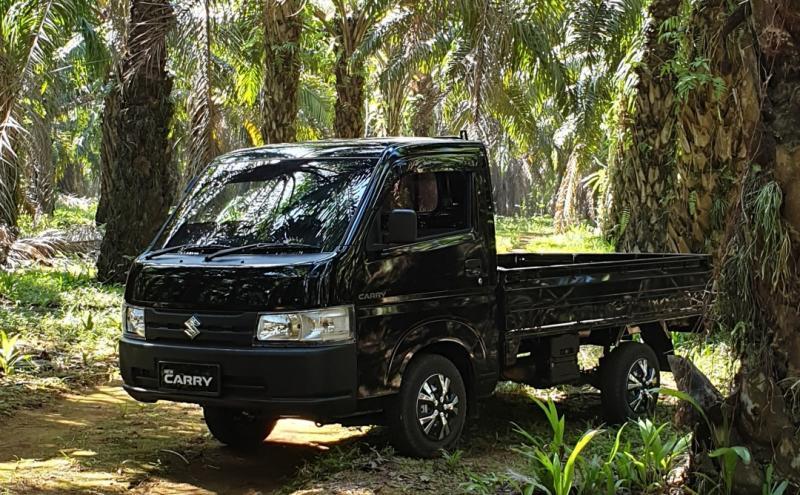 Suzuki All New Carry pick up masih memberikan kontribusi terbesar bagi geliat Suzuki di masa pandemi ini