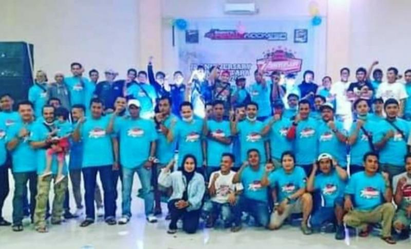 DFI Nusantara tersebar seluruh Indonesia dengan 30 chapter. (foto : ist)