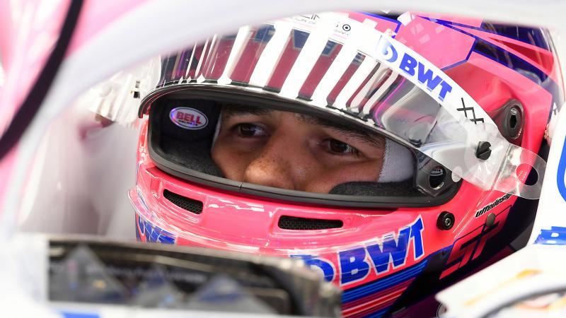 Sergio Perez, dari Racing Point ke Red Bull hanya jadi pendamping. (Foto: formula1)