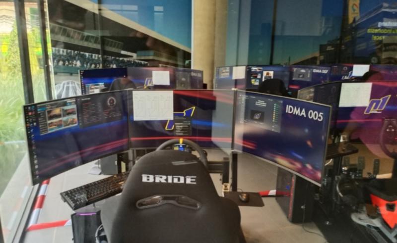 Digital motorsport menjadi ajang yang tepat untuk pembibitan pembalap sebelum terjun langsung ke sirkuit balap sungguhan. (foto : bs)