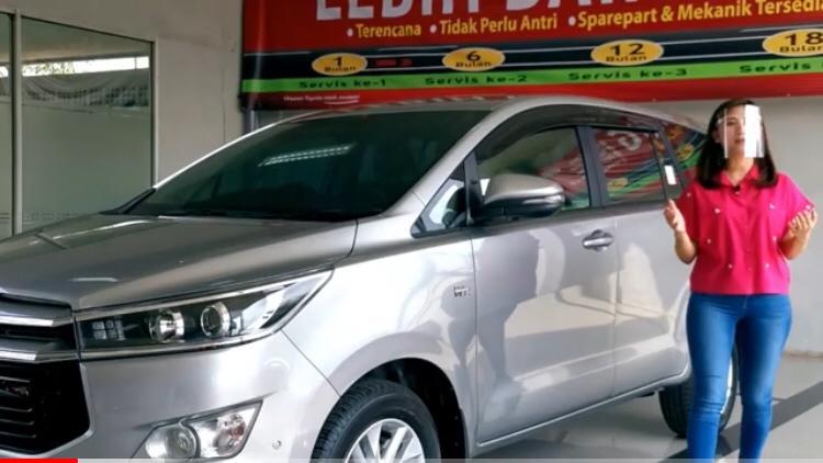 New Kijang Innova jadi mobil keluarga Indonesia yang ideal, ada di segmen Tanya Auto youtube channel Auto2000 ID