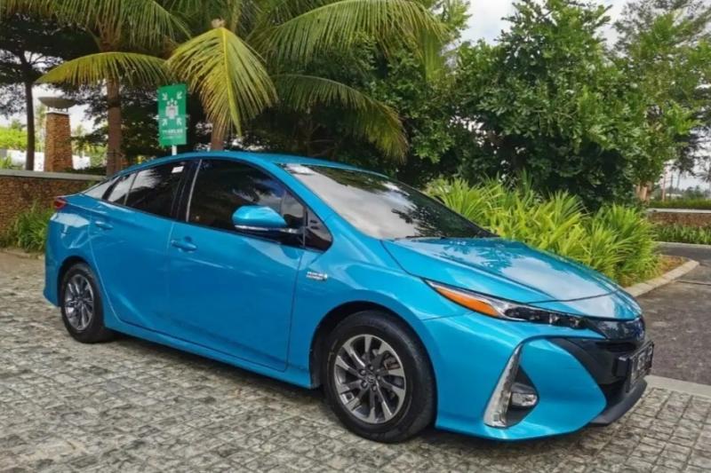 Toyota Prius PHEV telah diperkenalkan Toyota pada 2009 lalu