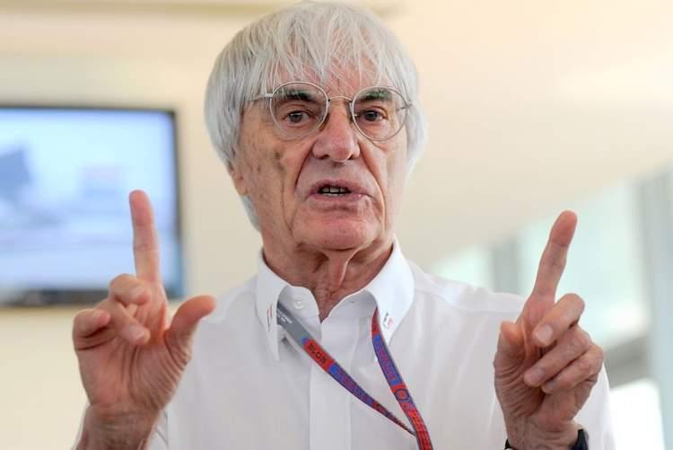 Bernie Ecclestone, mantan penguasa F1 selama 40 tahun. (Foto: grandprix247)