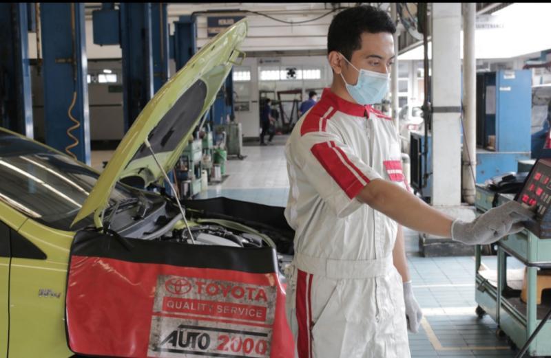 Uji Emisi Gas Buang Gratis Bagi AutoFamily Yang Lakukan Servis Berkala di Auto2000