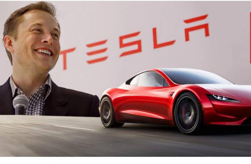 Elon Musk, pendiri Tesla kini dinobatkan sebagai orang paling tajir sejagat