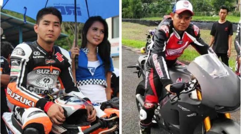 Harlan Fadilah (kiri) dan Ahmad Jayadi, sepakat kriteria Waketum Olahraga Sepeda Motor IMI Pusat sebaiknya dari mantan pembalap. (foto : kolase)
