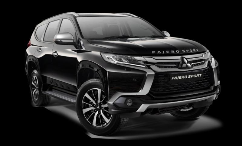 Pajero Sport edisi terbatas diluncurkan Mitsubishi Motors pada awal 2021