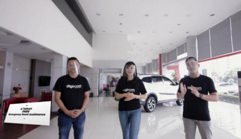 Kolaborasi Bambang, Evi dan Indra dari perwakilan 3 Auto2000 di Jabodetabek membedah 3 mobil Toyota paling diburu 2020.